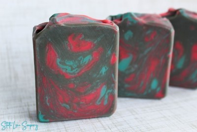 Stormy Nights Cold Process Soap