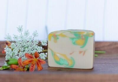 Shamrocks & Sunshine Cold Process Soap