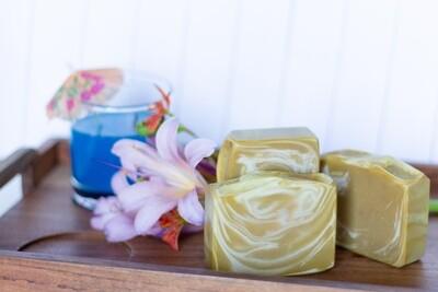Summer Spritzer Cold Process Soap