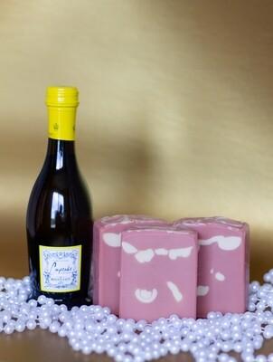 Champagne Kisses Cold Process Soap