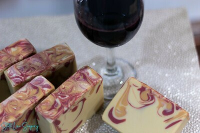 Mulled Wine Cold Process Soap