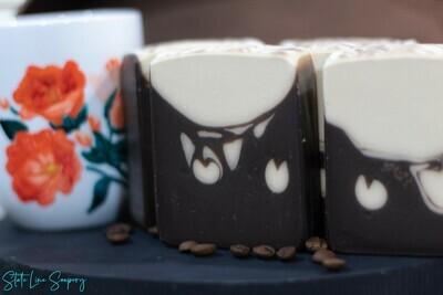 Café Mocha Cold Process Soap