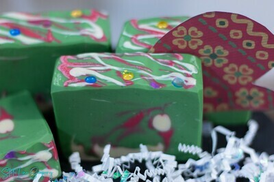 A Griswold Christmas Cold Process Soap