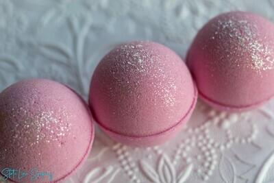 Rosé Bath Bomb