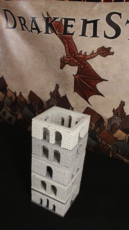 Stackable Tower