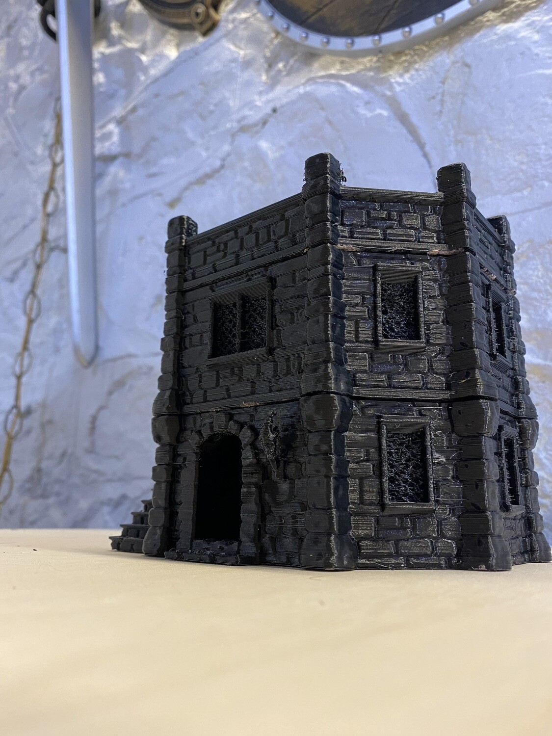 Fortified House