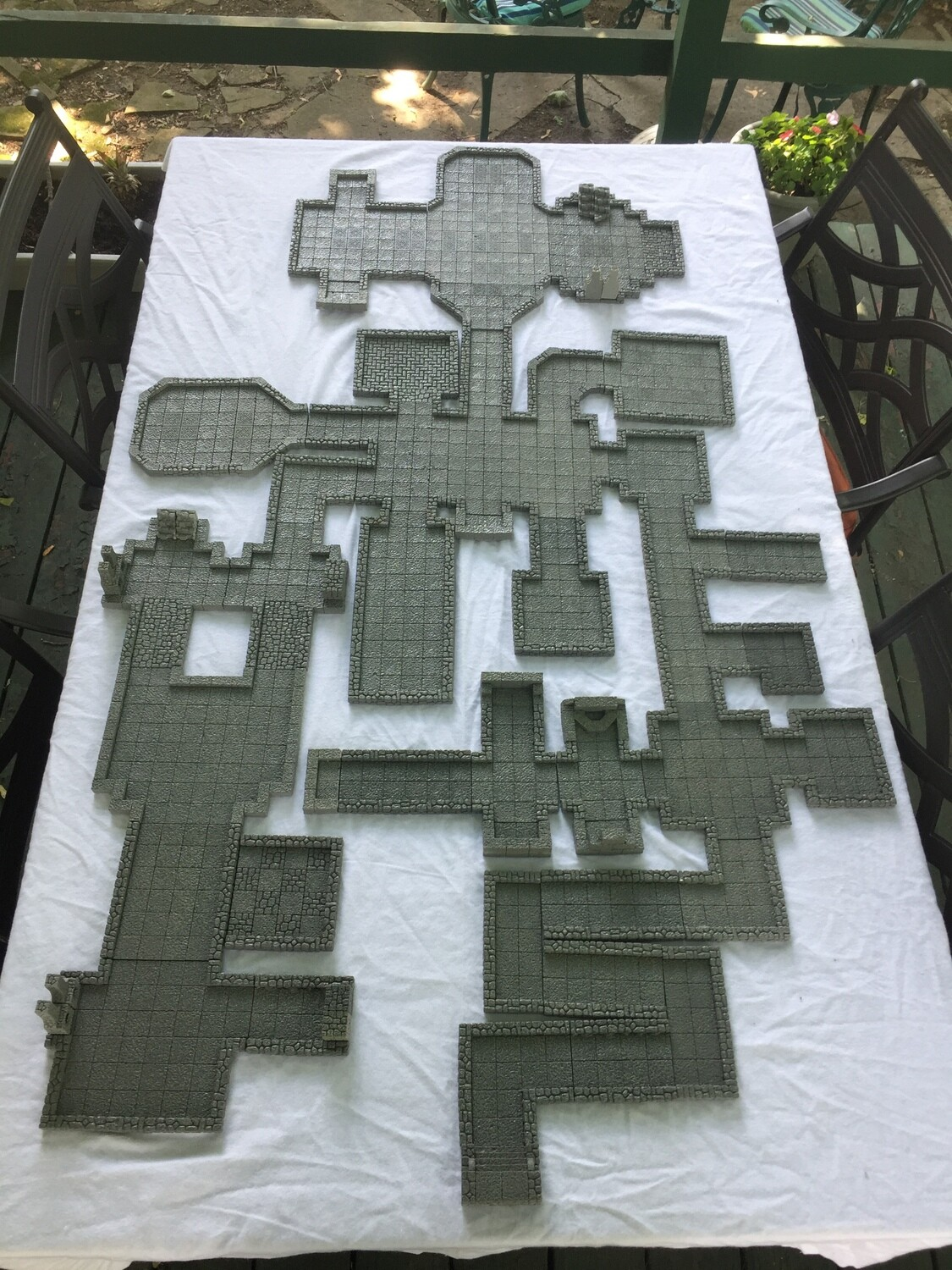 Dungeon of the Orc Lord