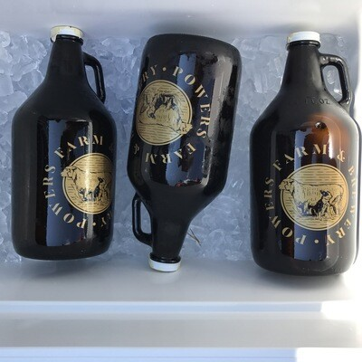 Pre-Paid Growler Order/Fill 64oz