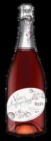 Vina Sympatica Sparkling Red - 1 Bottle