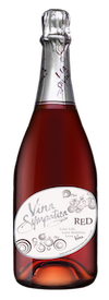 Vina Sympatica Sparkling Red - 1 Bottle
