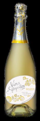 Vina Sympatica Sparkling White - 1 Bottle