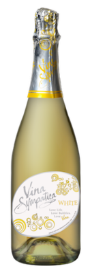 Vina Sympatica Sparkling White - 1 Bottle