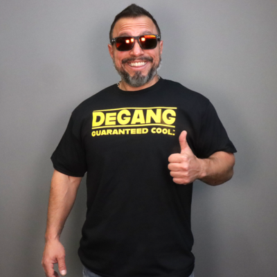 DeGANG GUARANTEED COOL T-SHIRT *LIMITED TIME & QUANTITY*