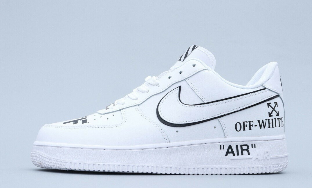 """Air Force 1 """"Off White X"""" - Customized"""