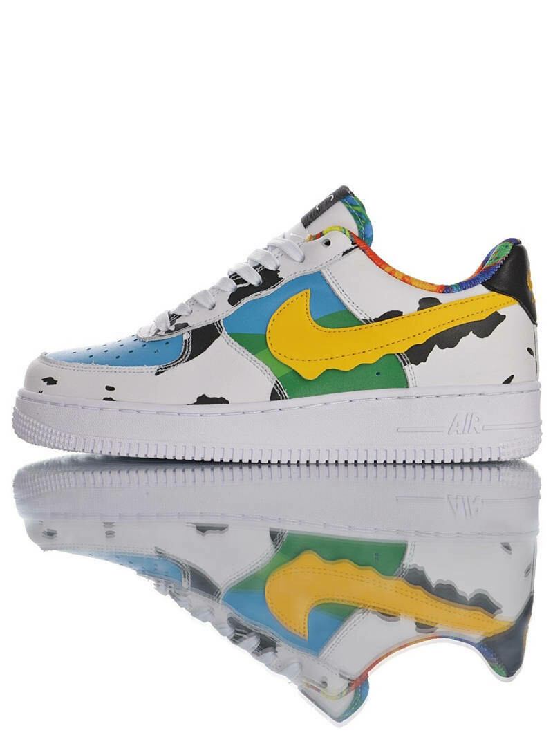 "Air Force 1 ""Howdy SQC"" - Customized"
