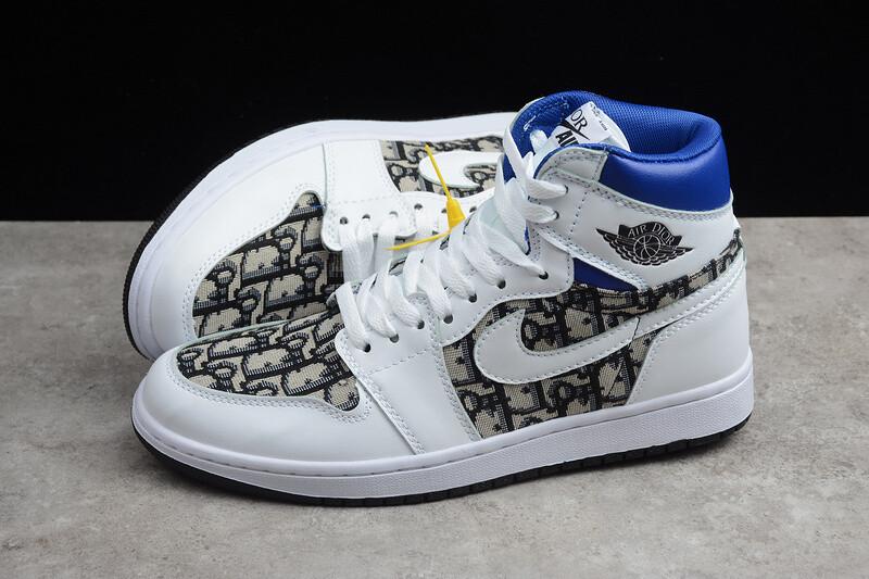 """Jordan 1 """"High Fashion"""" Customized"""