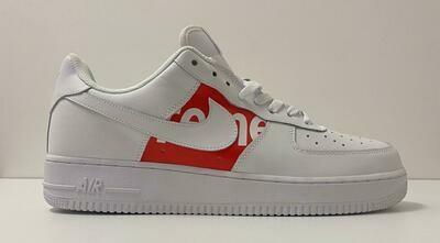 Custom Sneaker - Nike AF1 Supreme