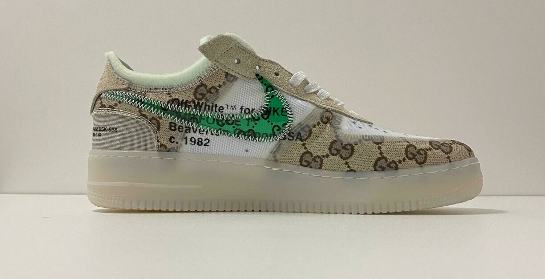 Custom Sneaker - Nike AF1 GG-Spez
