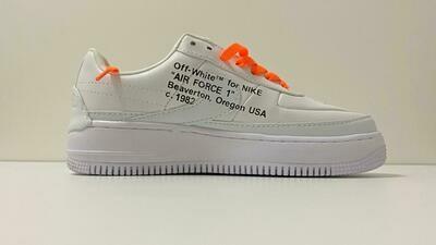Custom Sneaker - Nike Air OFF White