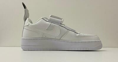 Custom Sneaker - Nike AF1 No Laces
