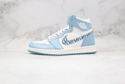 Custom Sneaker - Light BlueD