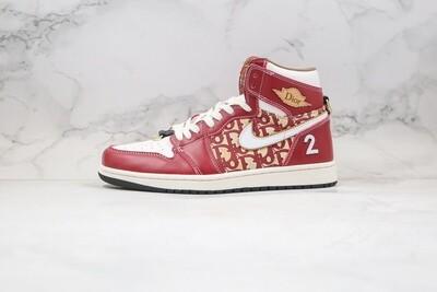 Custom Sneaker - RedD