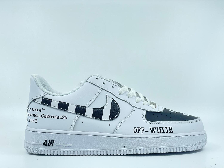 OFF White X Next Generation Custom