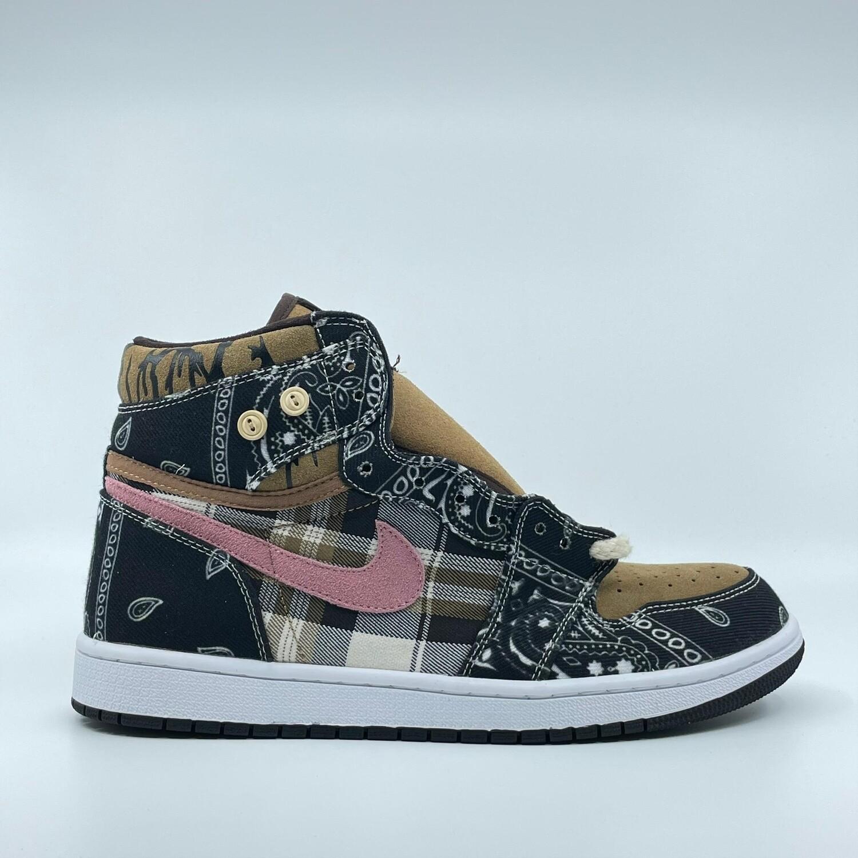 Jordan 1 GS Bandana Customized