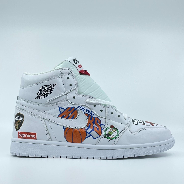 Jordans 1 NBA Customized