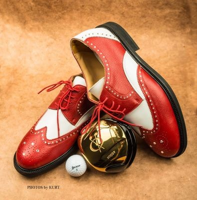 Golf and Casual Shoe