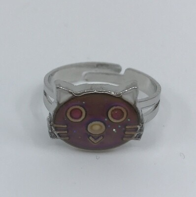 Cat Mood Ring
