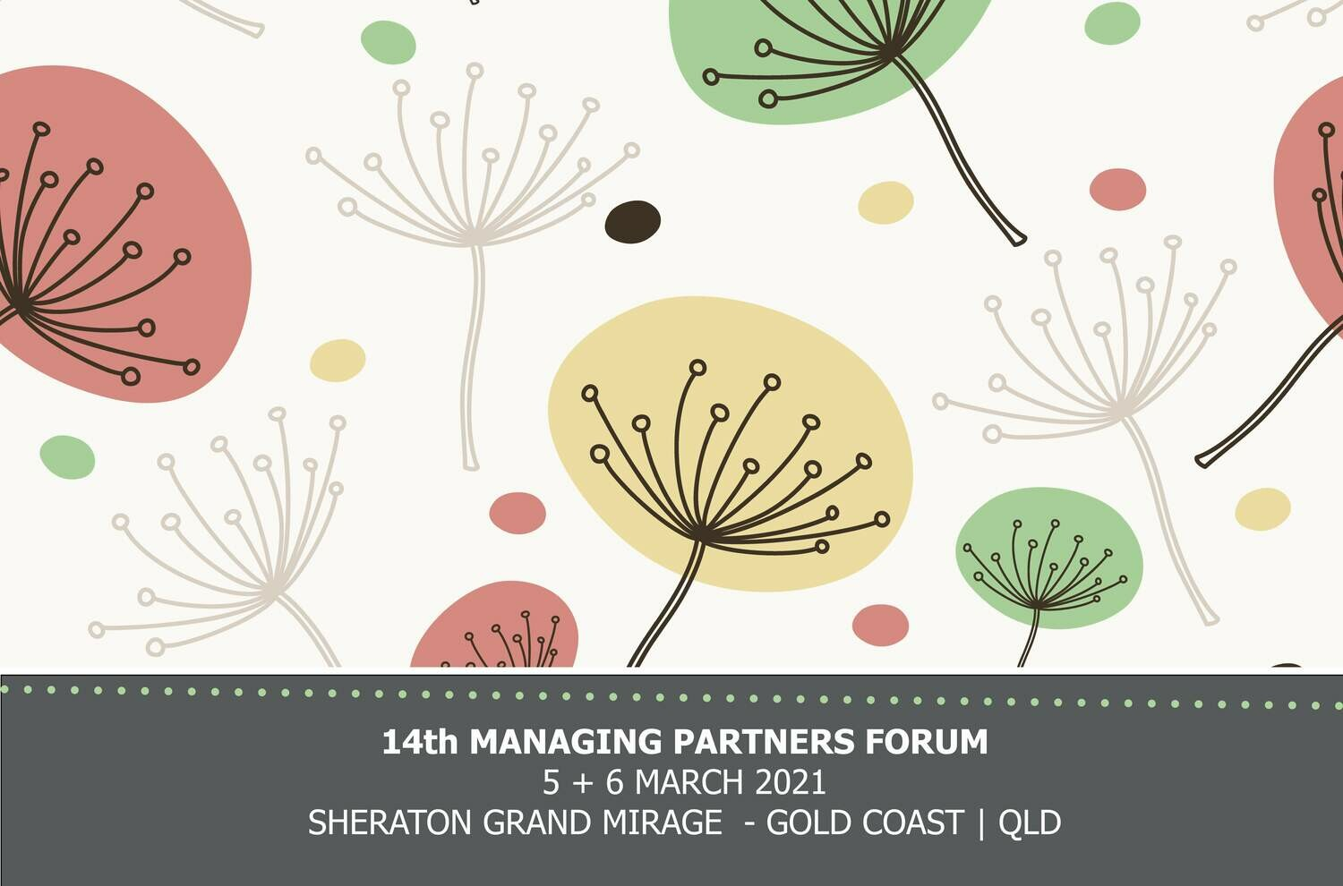 14th MANAGING PARTNERS FORUM