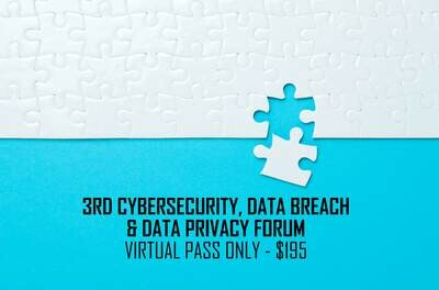 CYBERSECURITY - VIRTUAL PASS ONLY