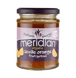 Meridian Organic Seville Orange Spread