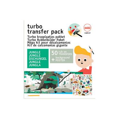 Turbo Transfer Pack - Jungle