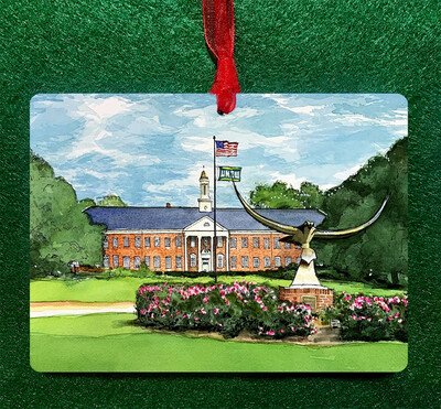 Wilmington, NC - UNCW  Ornament