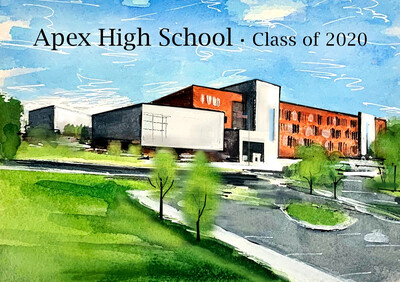 Apex, NC - Apex High School - 11