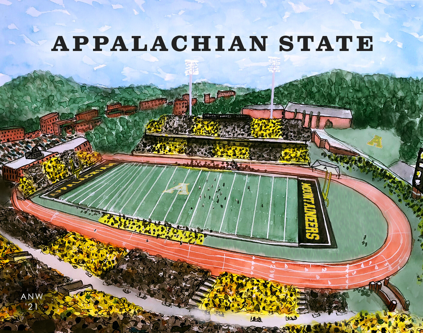 App State Wholesale Order