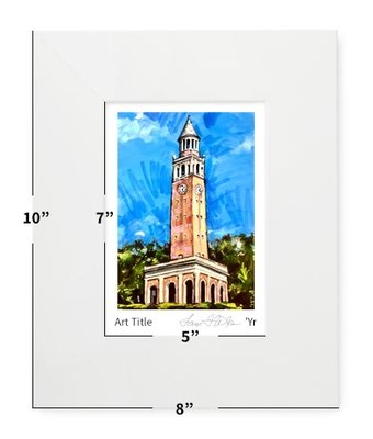 Chapel Hill, NC - UNC - Bell Tower - 8