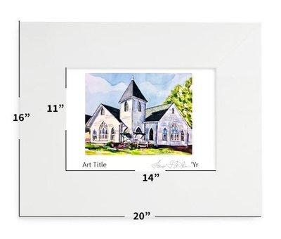 Apex, NC - Apex United Methodist Church - 16
