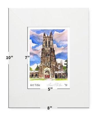 Durham, NC - Duke University - Duke Chapel - 8