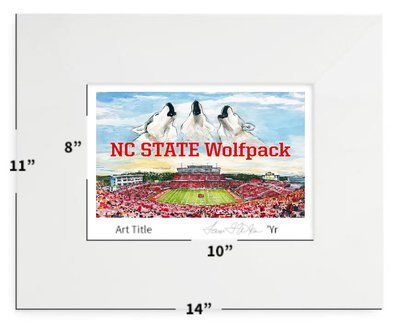 Raleigh, NC - NC State - Carter-Finley Stadium - 11