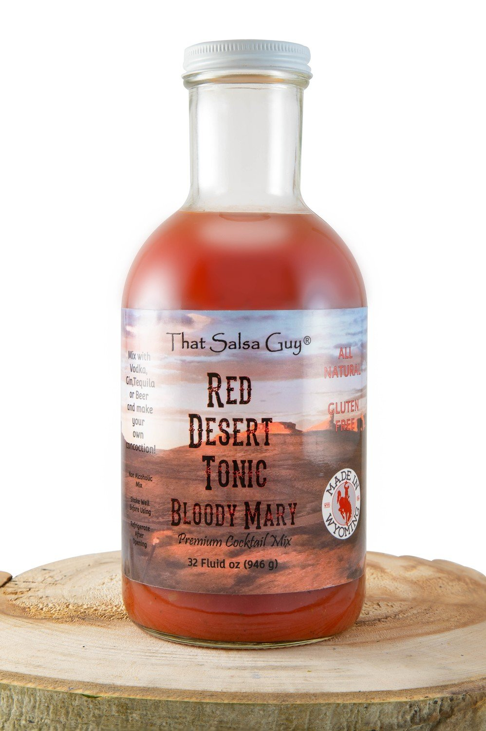 Red Desert Tonic Bloody Mary Mix