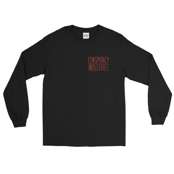 """CI Logo"" Long Sleeve T-Shirt"
