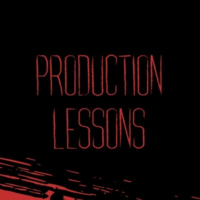 Production Lessons (Skype/Zoom)