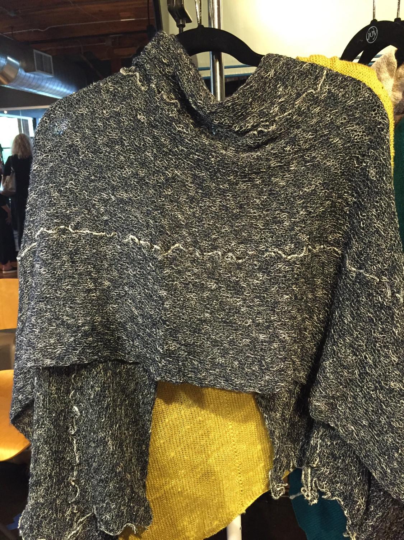 Shawl Cotton Lacy