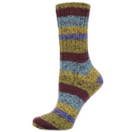 Custom Sock - Spot Tundra