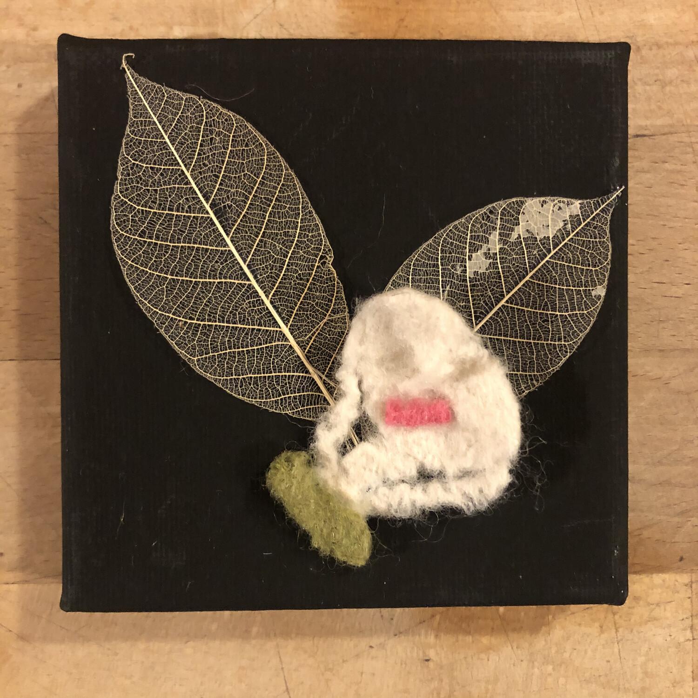 """Yarn Art - Flower Delicate Pink 4x4"""""""