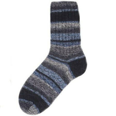 Custom Handmade Sock - Italy Etna