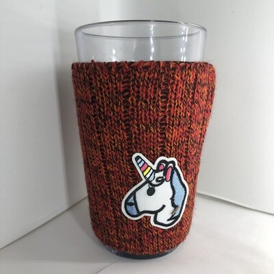 Lucky Unicorn Koozie
